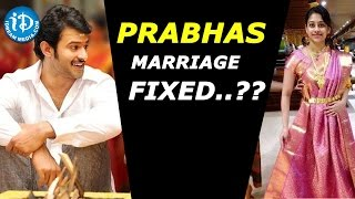 getlinkyoutube.com-Actor Prabhas To Marry a Bhimavaram Girl After Baahubali 2