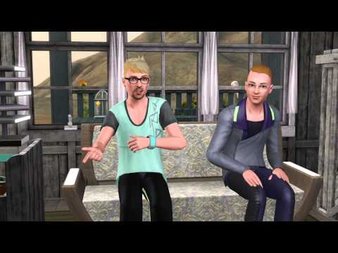 The Sims 3 Into the Future: Producer Walkthrough