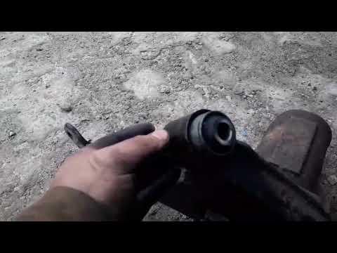 Замена сайлентблока переднего рычага Чери Eastar   ( переднего)