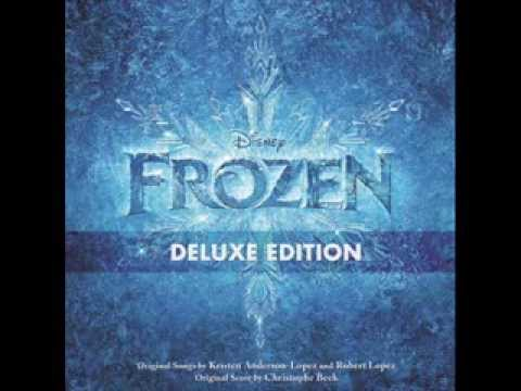 disneys frozen soundtrack score part 1