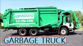 getlinkyoutube.com-Garbage Truck Videos for Children Kids Toddlers Toys Trucks in Action Song Long Playlist