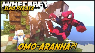 getlinkyoutube.com-Minecraft: OMO-ARANHA?! (ILHA PIRATA)