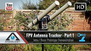 getlinkyoutube.com-FPV Ultimate Antenna Tracker - Part 1