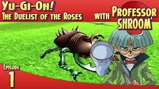 getlinkyoutube.com-Yu-Gi-Oh! The Duelists of the Roses - EP1 - Weevil Underwood!