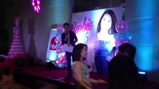 getlinkyoutube.com-GMA Artist Center's surprise birthday party to Barbie Forteza