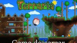 getlinkyoutube.com-Como descargar e instalar Terraria 1.3.0.8 Para pc Sin errores