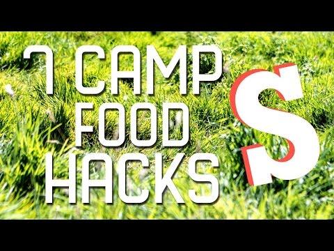 7 Outdoor Food Life Hacks