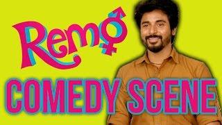 Remo - Comedy scene   Sivakarthikeyan    Keerthy Suresh   P. C. Sreeram