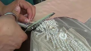 getlinkyoutube.com-شرح طريقة تفصيل ثوب الساري