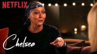 First Look: Shannen Doherty   Chelsea   Netflix