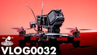 getlinkyoutube.com-COMPLETELY UPGRADED RACE DRONE | VLOG0032