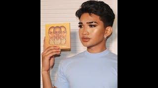 getlinkyoutube.com-Bretman Rock makeup tutorial