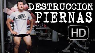 getlinkyoutube.com-DESTRUCCION DE PIERNAS. Rutina Detallada De Piernas!