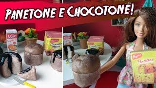 getlinkyoutube.com-Como fazer Panetone e Chocotone para Barbie e outras bonecas!