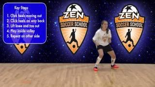 Slide 2-Hop Volley