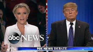 getlinkyoutube.com-Donald Trump, Megyn Kelly Feud HIGHLIGHTS