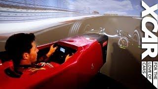 getlinkyoutube.com-The Most Advanced Formula 1 Simulator In The World - XCAR