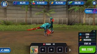 getlinkyoutube.com-Jurassic World: Das Spiel #42 Troodon Lvl.40 & Ammonit!! [60FPS/FullHD]   Marcel