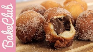 getlinkyoutube.com-Nutella Krapfen | BakeClub