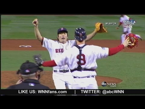 Red Sox Win World Series 2013