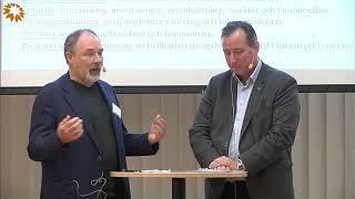 Turismdagarna i Västerbotten 2017 - Dan Jonasson och Tomas Mörtsell