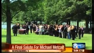 getlinkyoutube.com-Michael Metcalf, Boynton Beach soldier laid to rest