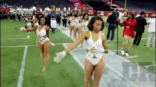 getlinkyoutube.com-Southern University-SWAC Championship Entrance 2014