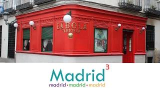 Viviendo Madrid en el Restaurante La Bola
