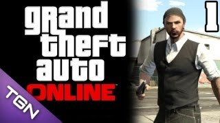 getlinkyoutube.com-Grand Theft Auto Online Let's Play Thai - 01 - มาปุ๊ปโดนปั๊ป! by Lung P , Jerry