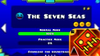 "getlinkyoutube.com-Geometry Dash ""MELTDOWN"" - The Seven Seas 100% COMPLETE - SnyderYT"