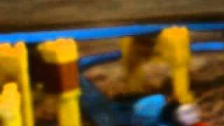 getlinkyoutube.com-TOMY Thomas and the Magic Railroad Diesel 10 Chase Scene Remake