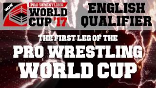 English Qualifier For Pro Wrestling World Cup 17 Announced