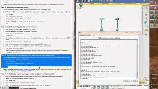 getlinkyoutube.com-2.2.3.3 Packet Tracer   Configuring Initial Switch Settings