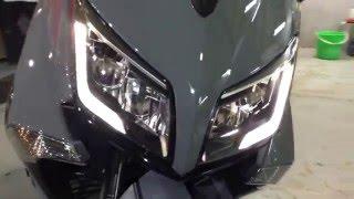 getlinkyoutube.com-2016 新車YAMAHA T-MAX 530 LUX特仕版 ABS