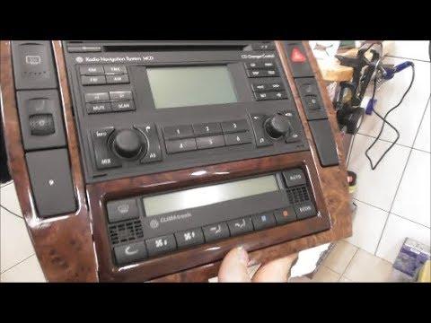 VW Passat B5 2002 1.8T - Системы комфорта
