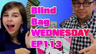 getlinkyoutube.com-BLIND BAG WEDNESDAY EP113 | KIDROBOT, MINECRAFT & MORE | RadioJH Audrey