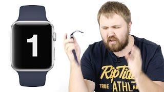 1 год с Apple Watch. Был ли смысл? + Аксессуары...