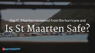 Did St Maarten Recover from Irma and is it safe in 2018? Visit Philipsburg, St. Maarten in UHD. width=