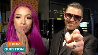 getlinkyoutube.com-What surprise Rumble entrants do WWE Superstars want to see?: WWE Pop Question