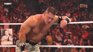 getlinkyoutube.com-John Cena chooses The Rock as his partner for Survivor Series[HD]