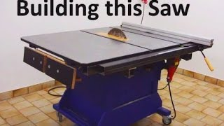 getlinkyoutube.com-Building the Big Table Saw