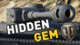 World of Tanks || VK 30.01 - Hidden Gem!