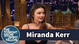 getlinkyoutube.com-Miranda Kerr Learned to Drive a Stick Shift at Age Eight
