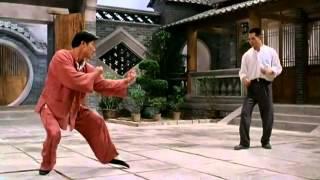 getlinkyoutube.com-أفضل مباراة في التاريخ Jet Li VS Wu Shu Master