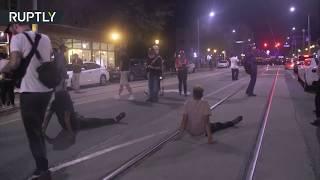 Protestas pacíficas en St. Louis se tornaron violentas