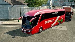 getlinkyoutube.com-Ets2 Ecuador Mod Bus Zaracay | EAA Map