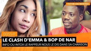 Le Clash : Emma Lohoues & Bop de Narr