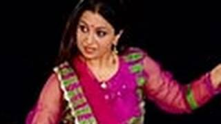Demonstration of Mudras, Gat in Kathak, English and Hindi Lesson -- 2