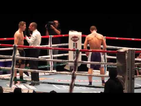 Artur Kyshenko vs Roberto Cocco - Thai Boxe Mania 2012