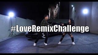 getlinkyoutube.com-'#Forever (my Love)' Silk the Prince Dance| Prodigy Dance Crew | #LoveRemixChallenge #loveremix